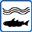 Entfernung zum Meeresfischen