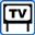 TV mit norwegischen Programmen vorhanden
